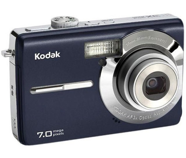 Kodak Easyshare M753 Digital Camera Denim