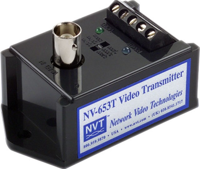 Nvt Nv 653t Active Video Transmitter
