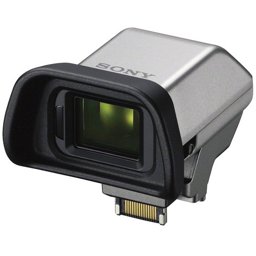 Sony's OLED Electronic Viewfinder for NEX-5N Camera