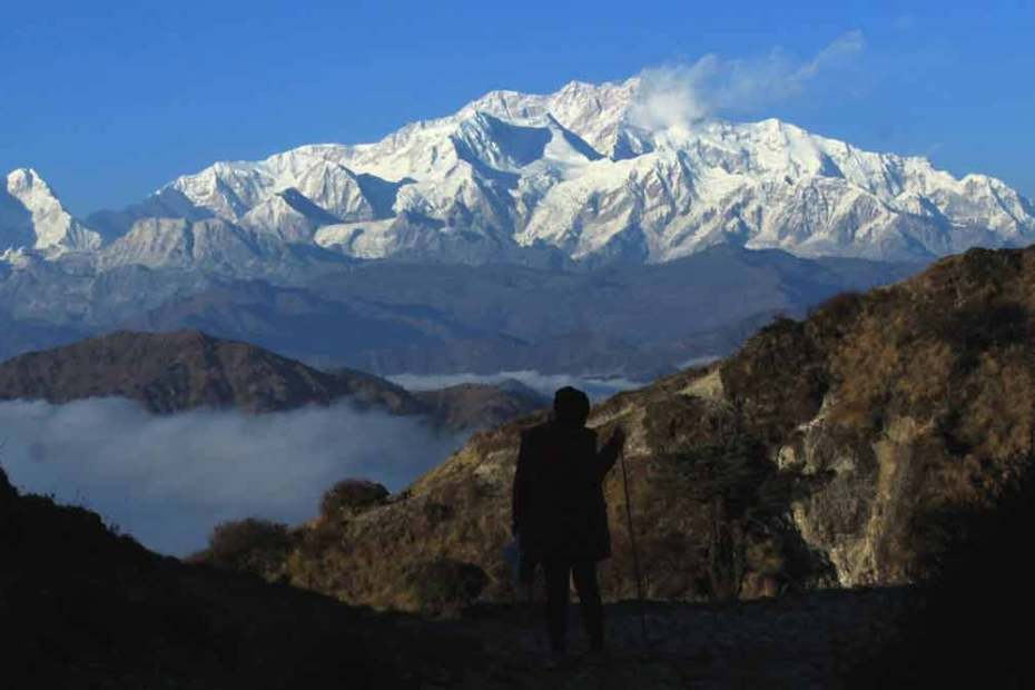 north bengal trekking