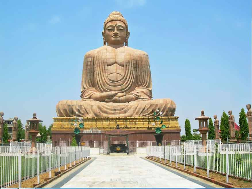 tallest buddha statue in India
