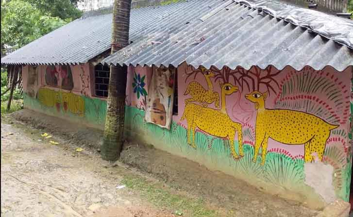 another wall painting