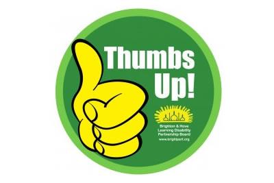 thumbs up scheme