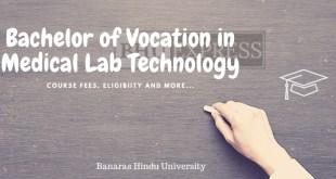 B.Voc in Medical Lab Technology