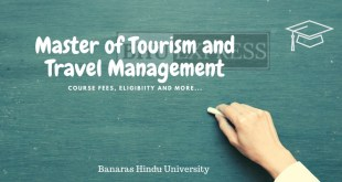 Master of Tourism and Travel Management
