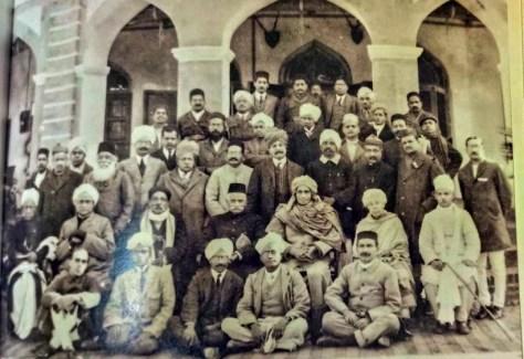 Nehru ji in BHU