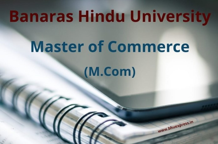 Master of Commerce