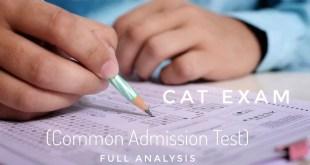 CAT Exam (Common Admission Test)