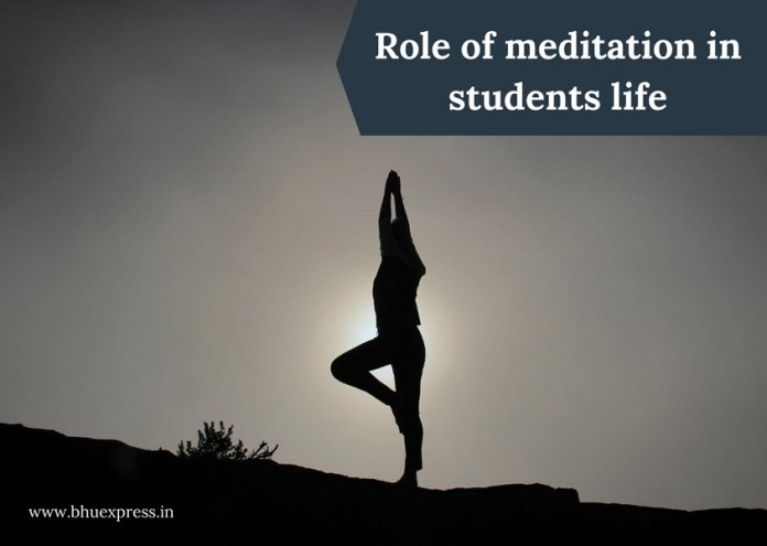 Role of Meditation in Students Life