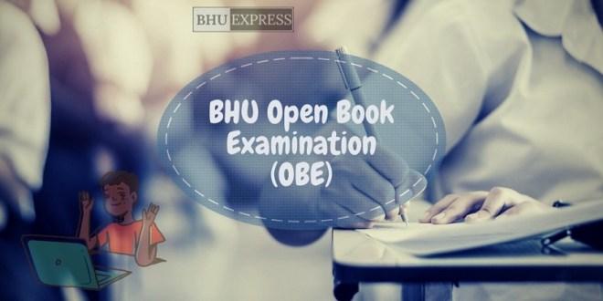 BHU Open Book Examination (OBE)
