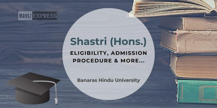 Shastri (Hons.)