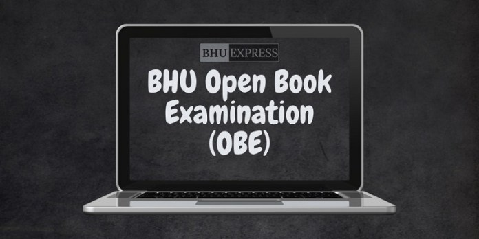 BHU Open Book Examination (OBE) 2020