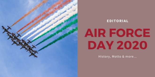 Indian Air Force Day 2020: Motto & History