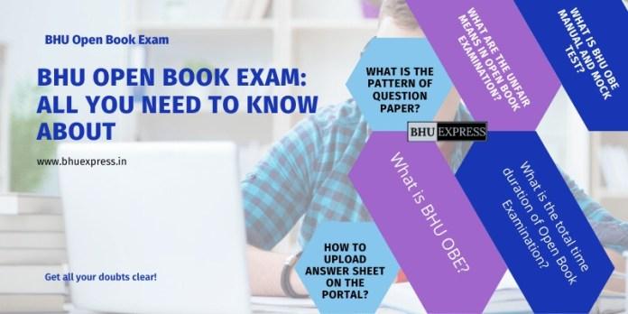 BHU Open Book Exam