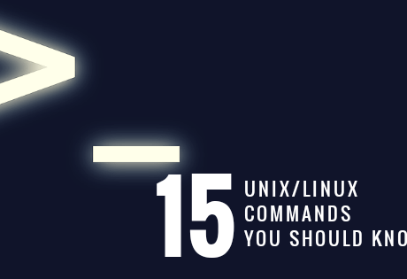 15 Basic Unix Commands One Must Know