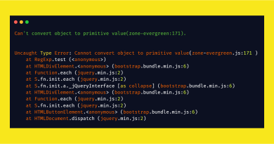 Uncaught TypeError: Cannot convert object to primitive value(zone-evergreen.js:171)