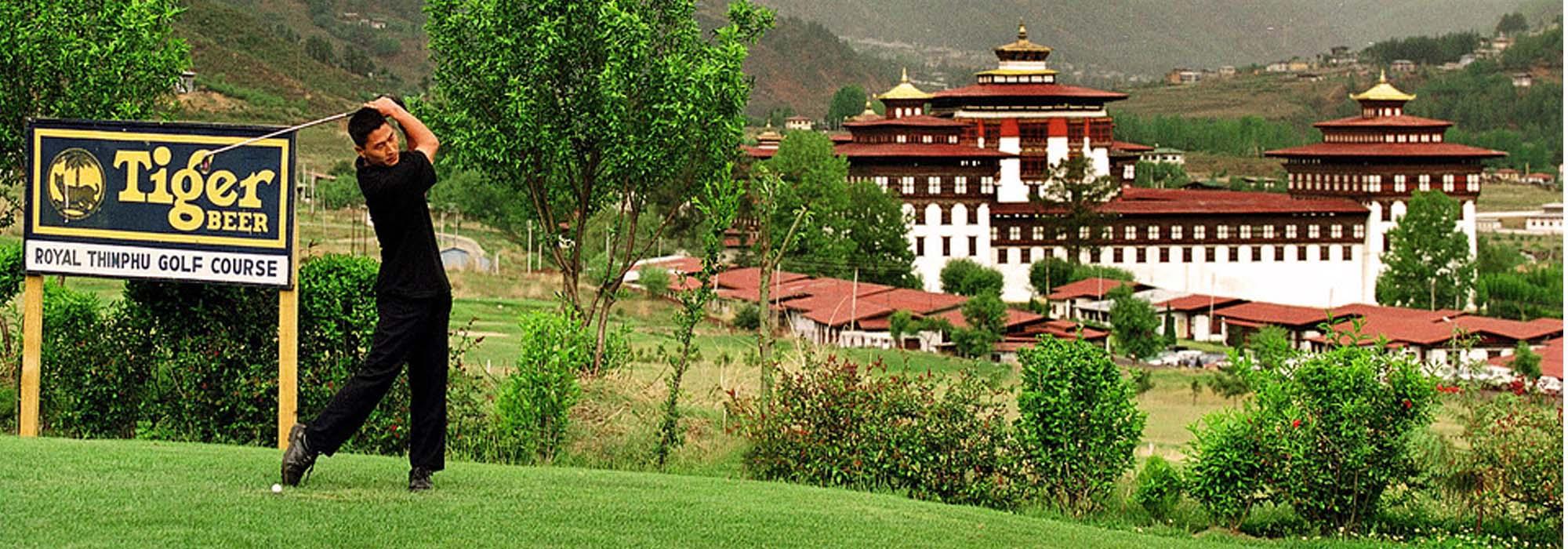 Bhutan Golf Tour
