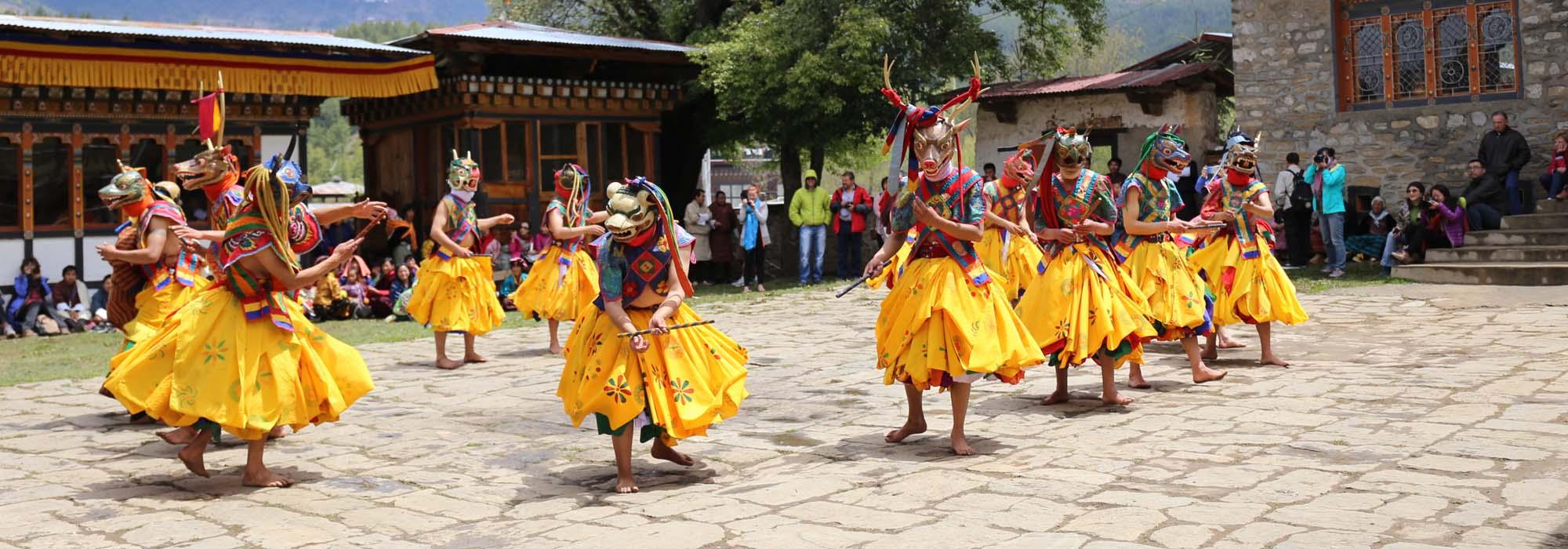 Bumthang Jambay Lhakhang Tshechu