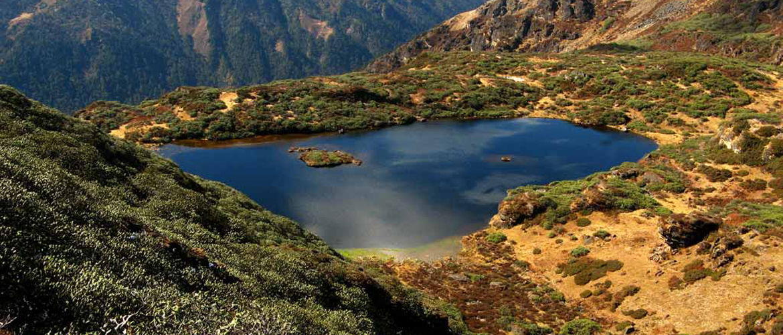 Jomolhari: Trail of the Mountain Goddesses