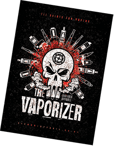 Vaping Poster by Ohm Made Apparel