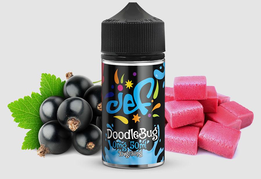 DoodleBug Vape Juice by JuiceEFruit