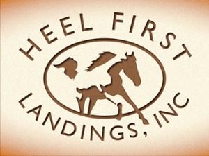 Heel First Landings logo