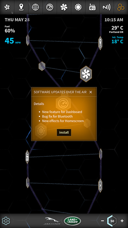 SOTA (Software Over The Air) Update on Tizen platform
