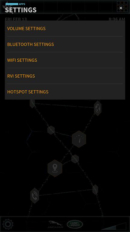 Proof of Concept (POC) Platform - settings