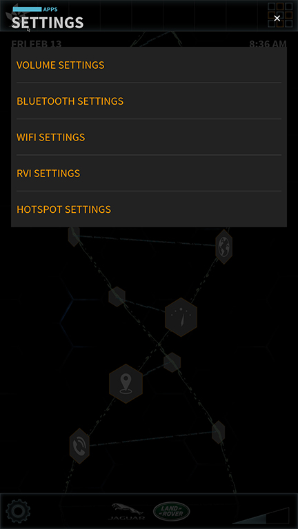 Proof of Concept (POC) Platform - settings
