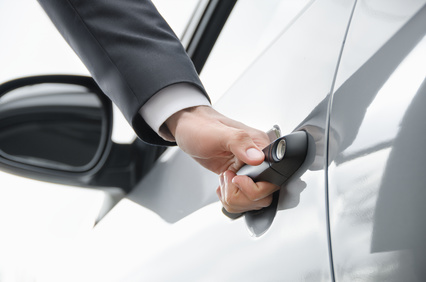 Services rent a car with personal driver