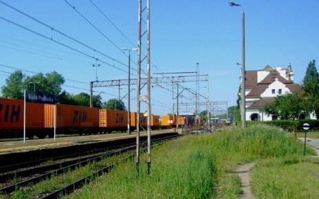 Modernizacja linii kolejowej Siedlce-Terespol