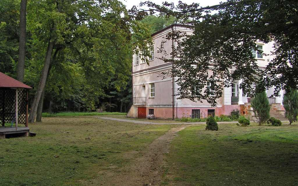 Dworek w Styrzyńcu