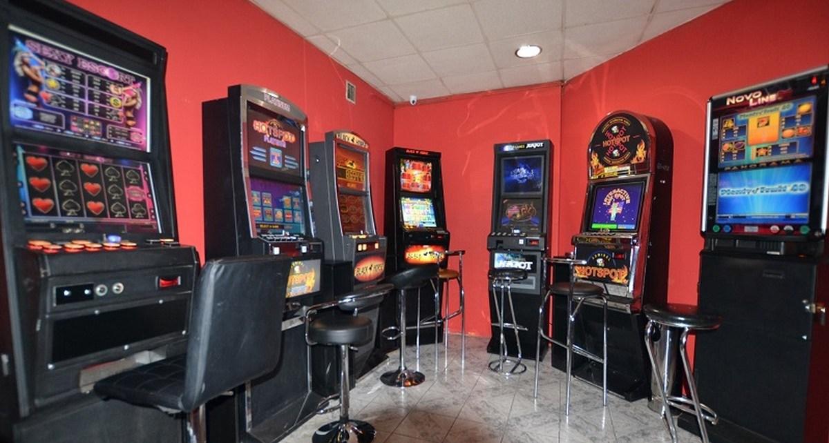 Nielegalne kasyno w Międzyrzecu Podlaskim
