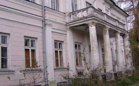 Pałac w Orłowie Murowanym
