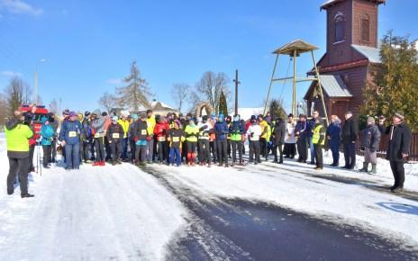 VI Cross Maraton Jana Kulbaczyńskiego (fotorelacja start)