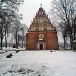 Zamek i Pałac Sapiehów w Kodniu