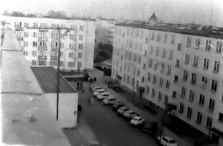 Biała Podlaska na starych zdjęciach z lat 70 – tych