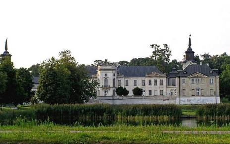 Pałac Potockich w Radzyniu Podlaskim