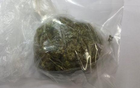Burda, marihuana, policyjna interwencja a wszystko to w Roskoszy