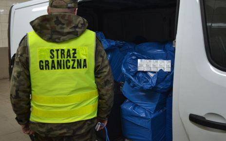 Zorganizowana grupa przestępcza rozbita przez Straż Graniczną