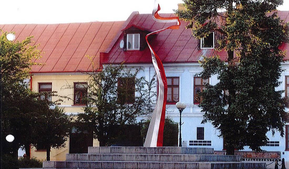 O pomniku czynu niepodległościowego - XL sesja Rady Miasta Biała Podlaska - wyimki z sesji