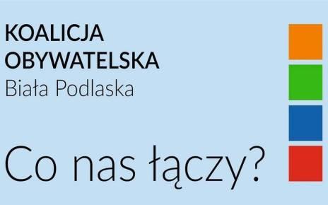 Koalicja Obywatelska - Biała Podlaska inauguruje kampanię