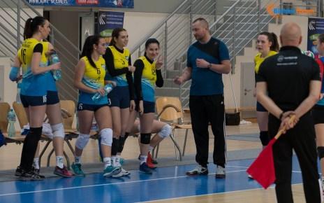 Gramy o II ligę siatkówki kobiet