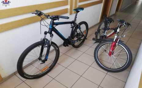 Rowery wrócą do właścicieli