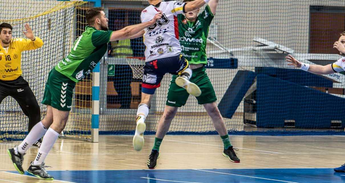 Piłka ręczna I liga: AZS AWF Biała Podlaska - MKS Padwa Zamość