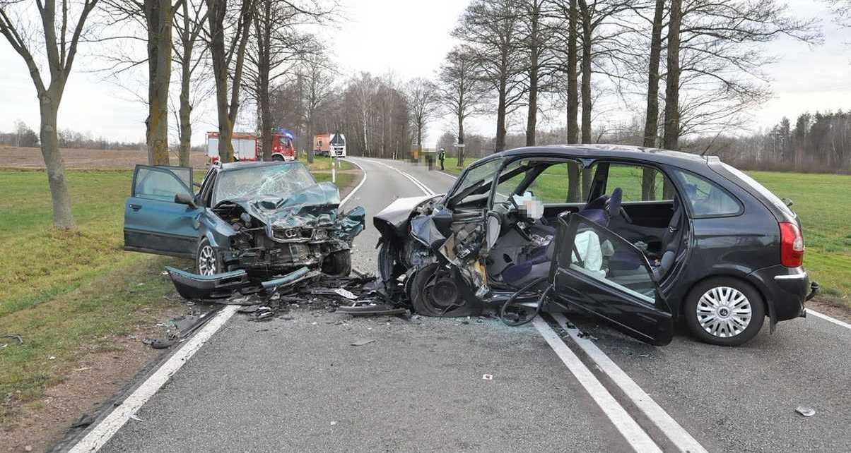 Wypadek w Bielanach