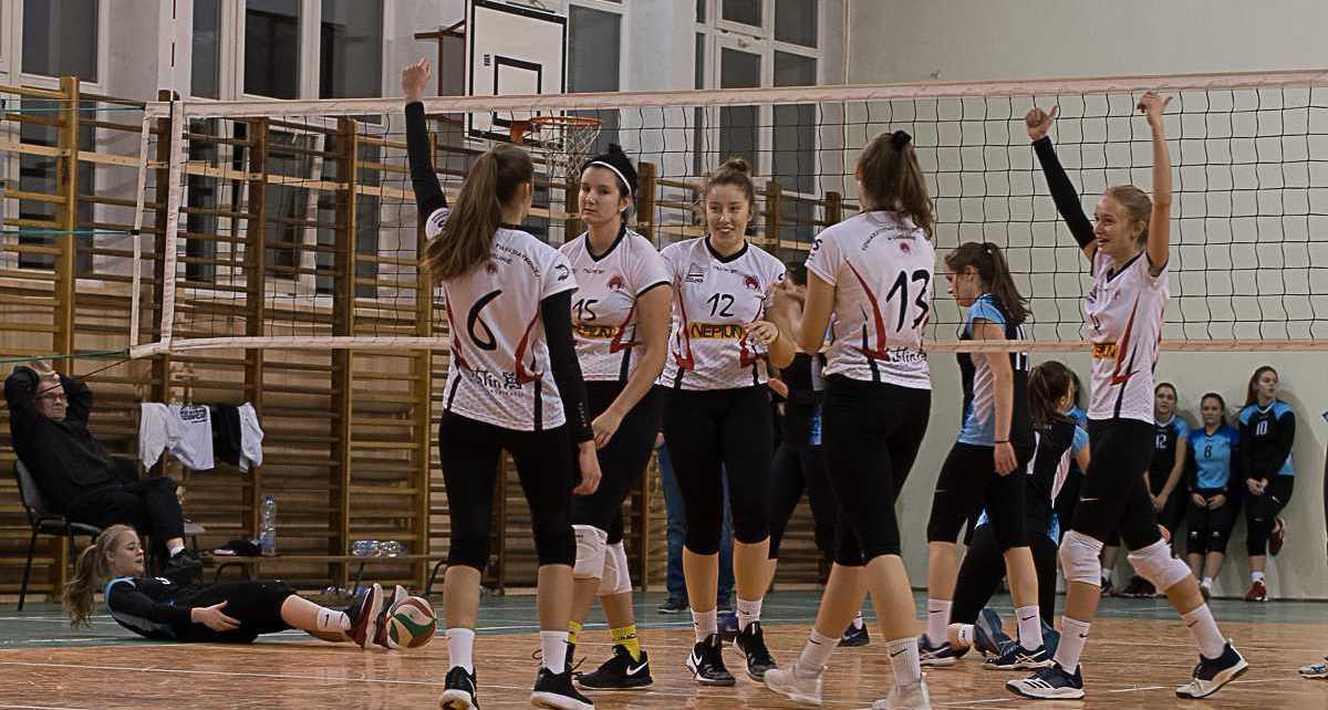 Wojewódzka Liga Juniorek: SKS Szóstka Biała Podlaska - TPS Lublin