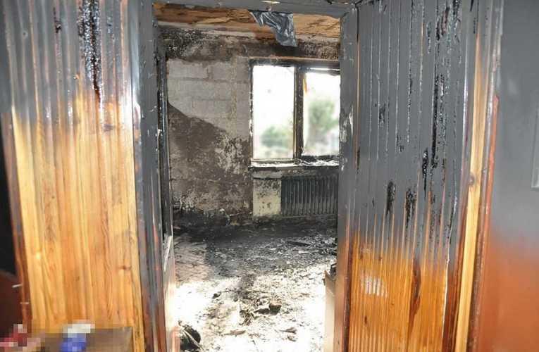 Pożar na Bartoszewicza