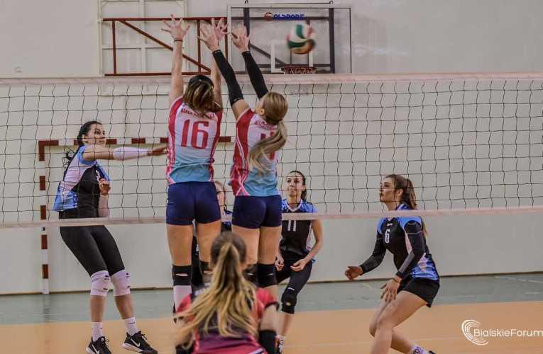 Bialskie derby siatkarek w III lidze wojewódzkiej
