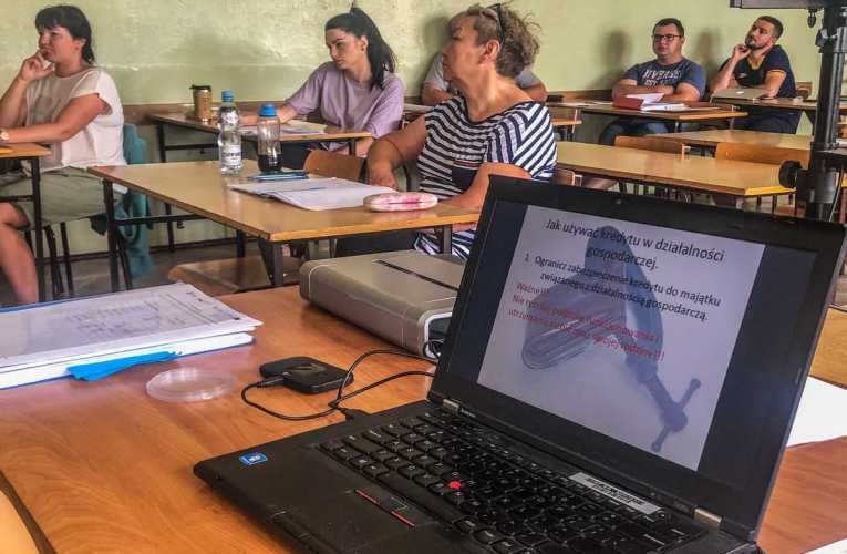 Projekt promujący rozwój przedsiębiorczości w Białej Podlaskiej